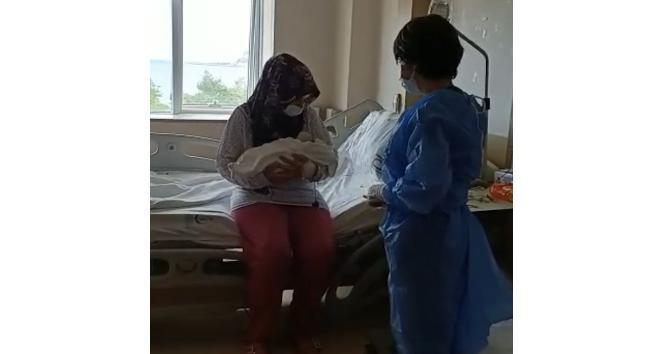 Doğum Yaptı Bebeğini 10 Gün Sonra Görebildi