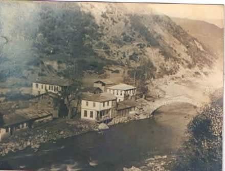 Dereli Tarihi Kemer Köprüsü