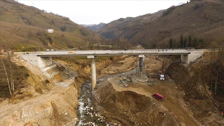 Muttab Köprüsü Selde Yıkılan Menfezin Yerine Yapıldı