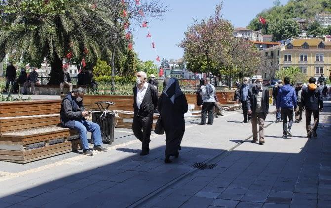 Giresun'da Sokağa Çıkma Yasağı