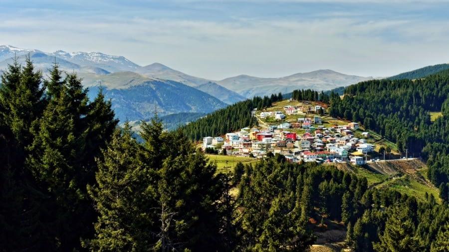 Dereli Kümbet Köyü
