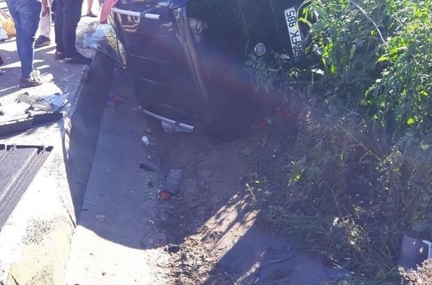 Giresun Görele'de Trafik Kazası