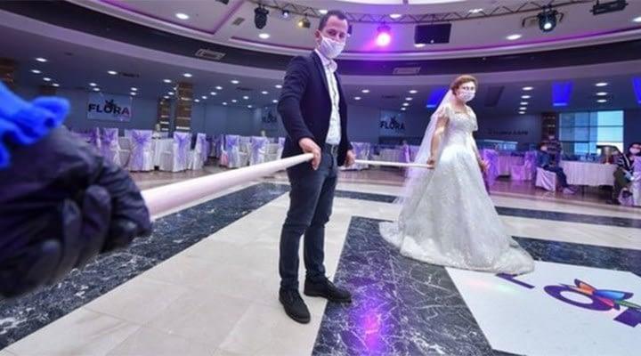 Giresun'da Düğünlere Korona Kısıtlaması