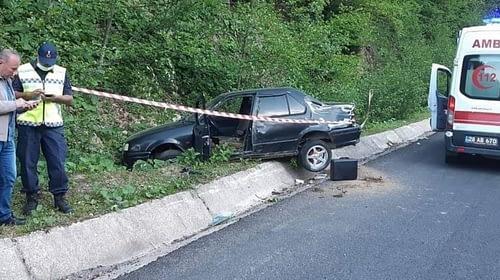Dereli Trafik Kazası