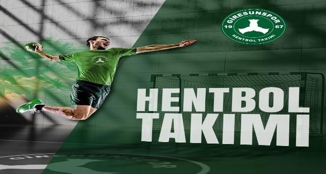 Giresunspor Hentbol Takımı 1. Lig'de